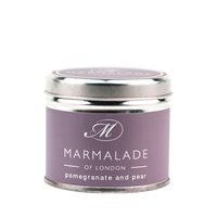 Pomegranate and Pear Medium Candle