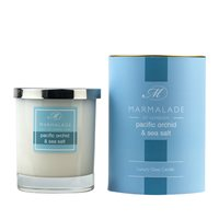 Pacific Orchid and Sea Salt Large Candle