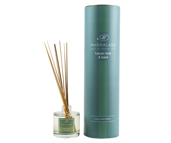 Tuscan Lime Basil Reed Diffuser