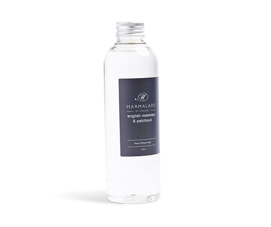 English Rosemary and Patchouli Refill