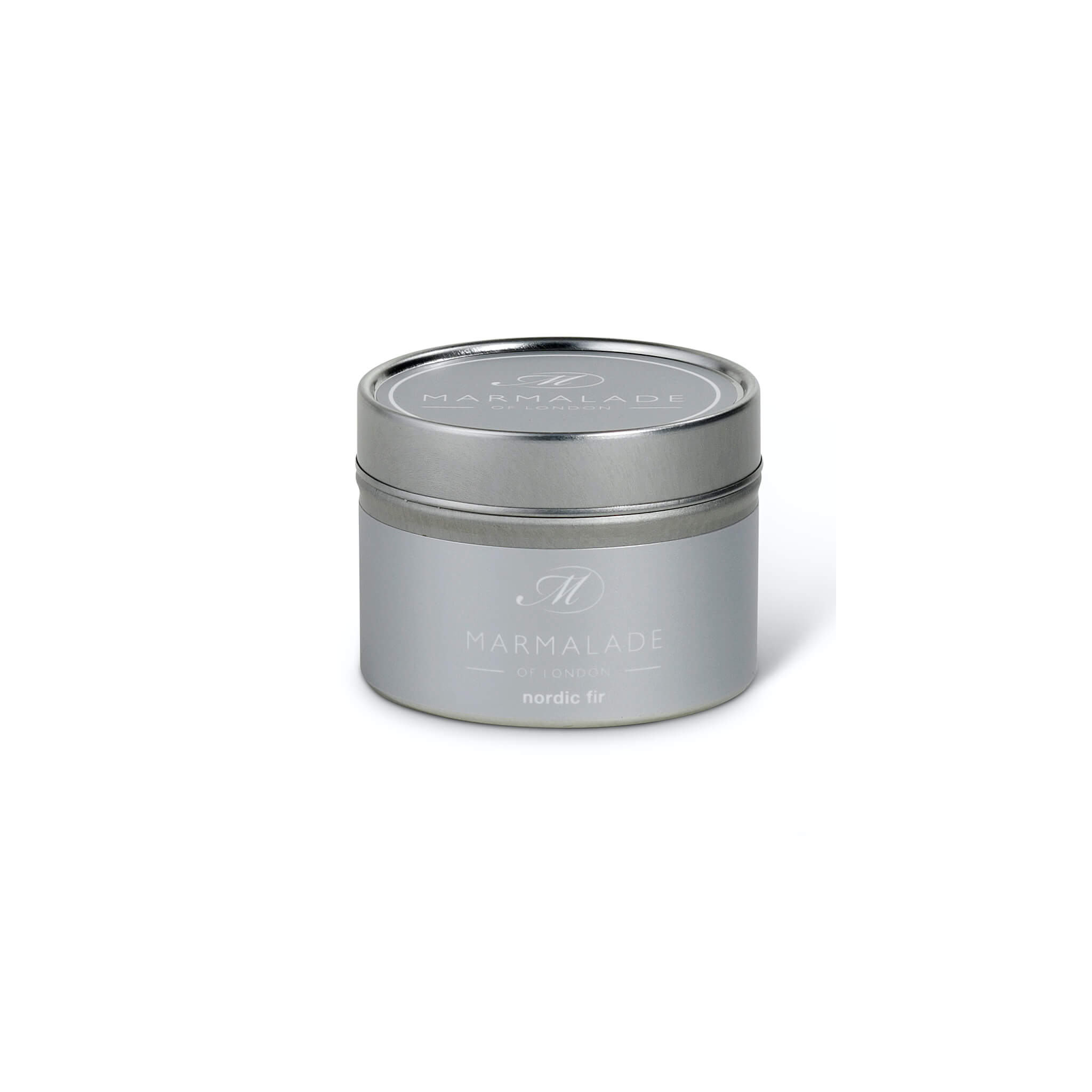 Small Tin Candle - Nordic Fir